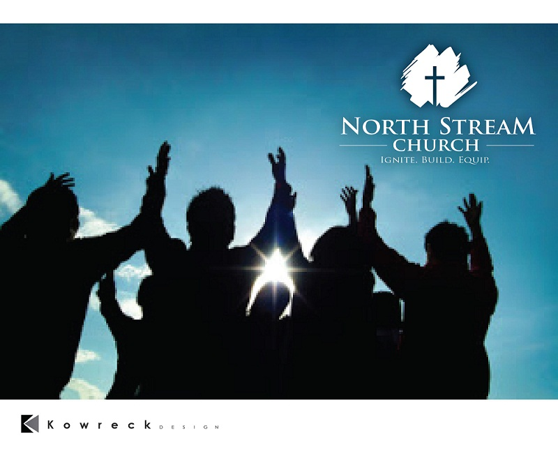 Logo Design by kowreck - Entry No. 26 in the Logo Design Contest Creative Logo Design for North Stream Church.