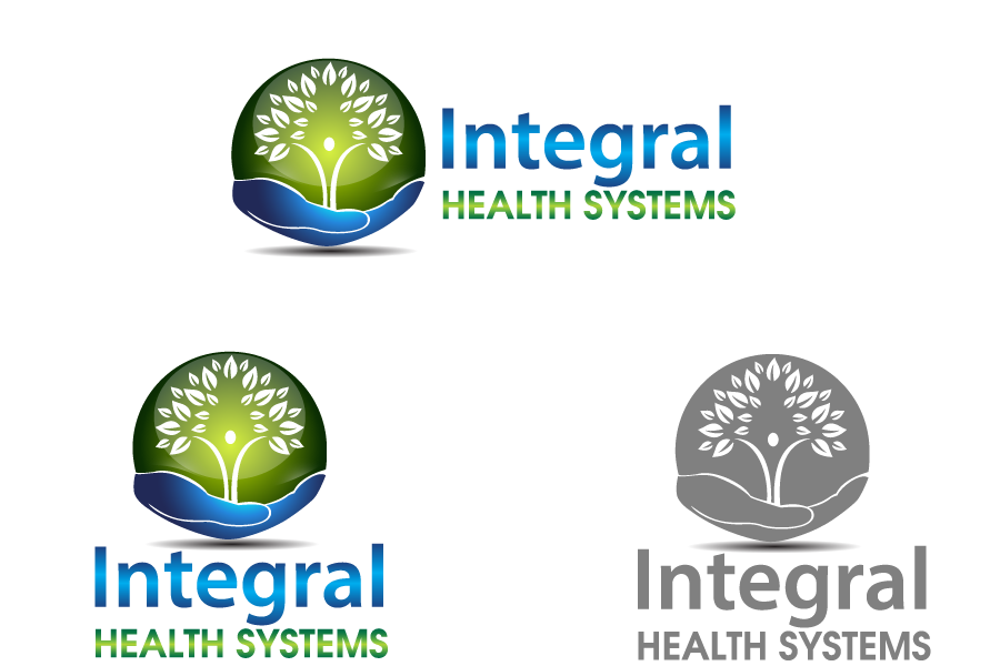 Logo Design by Private User - Entry No. 113 in the Logo Design Contest Unique Logo Design Wanted for Integral Health Systems.