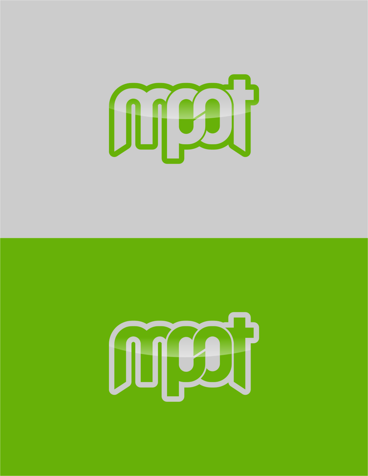 Logo Design by RasYa Muhammad Athaya - Entry No. 261 in the Logo Design Contest Mpot inc  Logo Design.