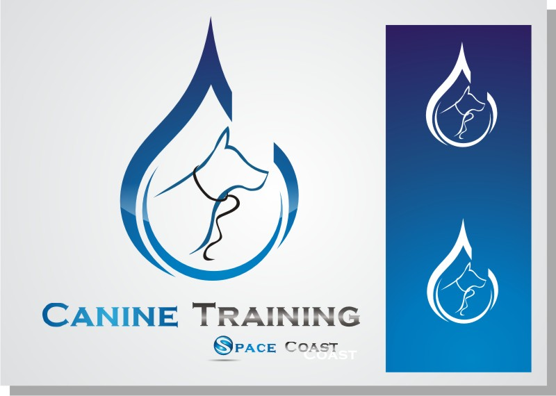 Logo Design by Bangun Prastyo - Entry No. 54 in the Logo Design Contest Creative Logo Design for Space Coast Canine Training.