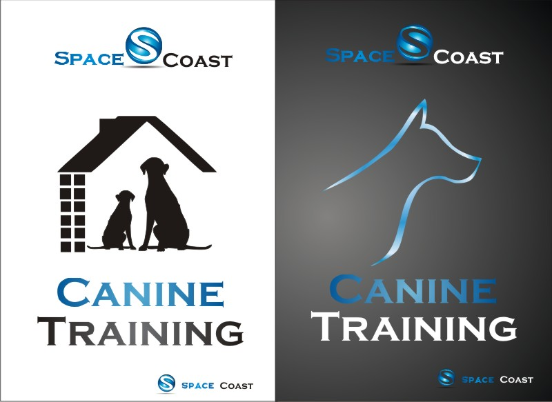 Logo Design by Bangun Prastyo - Entry No. 55 in the Logo Design Contest Creative Logo Design for Space Coast Canine Training.