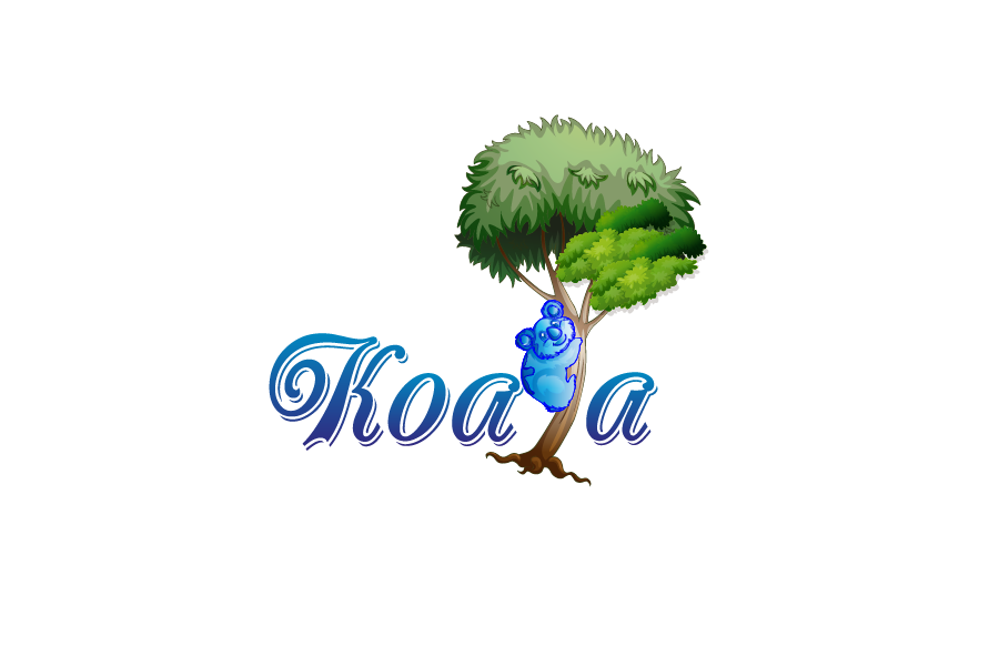 "Logo Design by Private User - Entry No. 89 in the Logo Design Contest Imaginative Logo Design for ""Koala""."