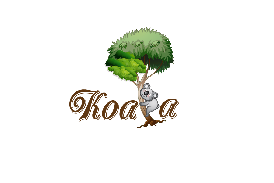 "Logo Design by Private User - Entry No. 90 in the Logo Design Contest Imaginative Logo Design for ""Koala""."