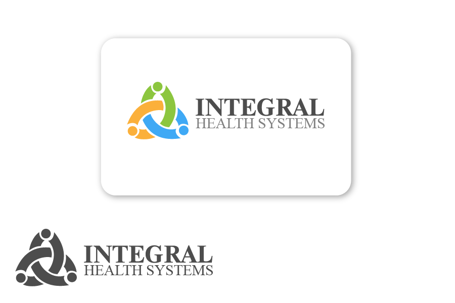 Logo Design by brands_in - Entry No. 116 in the Logo Design Contest Unique Logo Design Wanted for Integral Health Systems.
