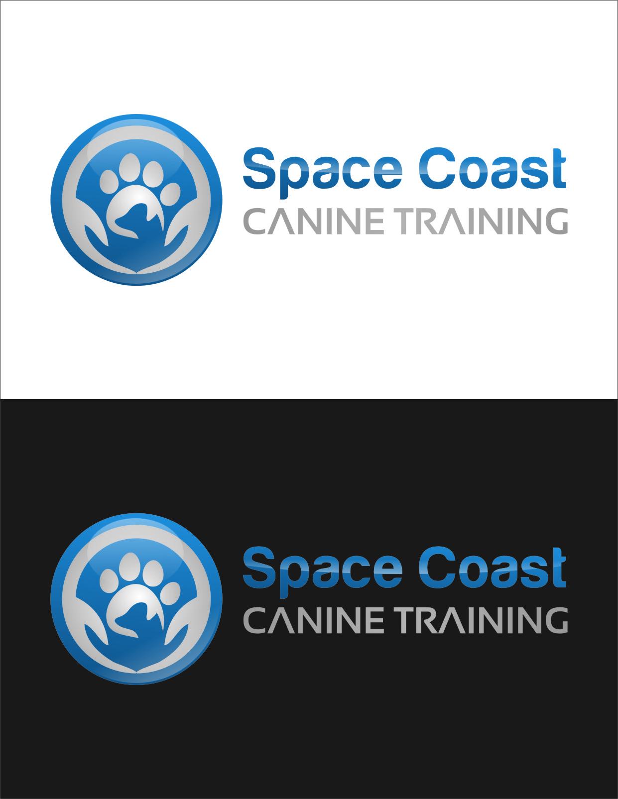 Logo Design by RasYa Muhammad Athaya - Entry No. 56 in the Logo Design Contest Creative Logo Design for Space Coast Canine Training.