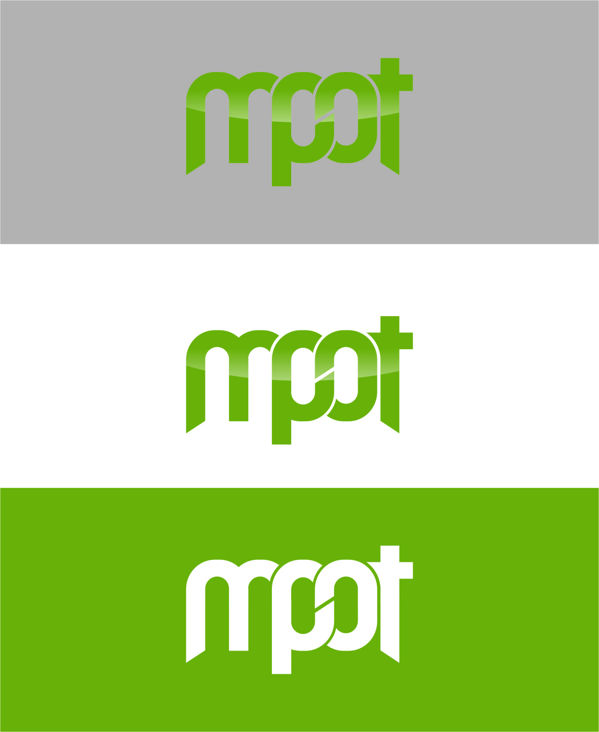 Logo Design by Ngepet_art - Entry No. 265 in the Logo Design Contest Mpot inc  Logo Design.