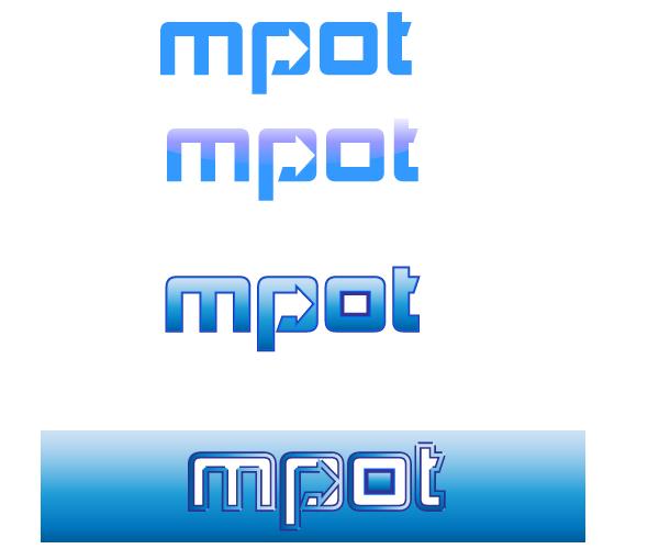 Logo Design by viewbee - Entry No. 269 in the Logo Design Contest Mpot inc  Logo Design.