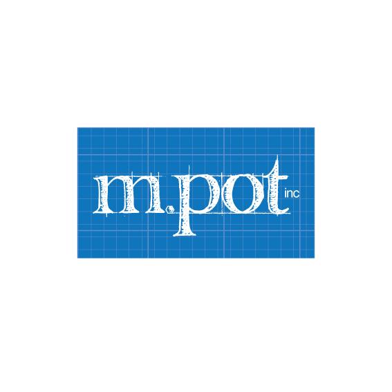 Logo Design by connexisdesign - Entry No. 277 in the Logo Design Contest Mpot inc  Logo Design.