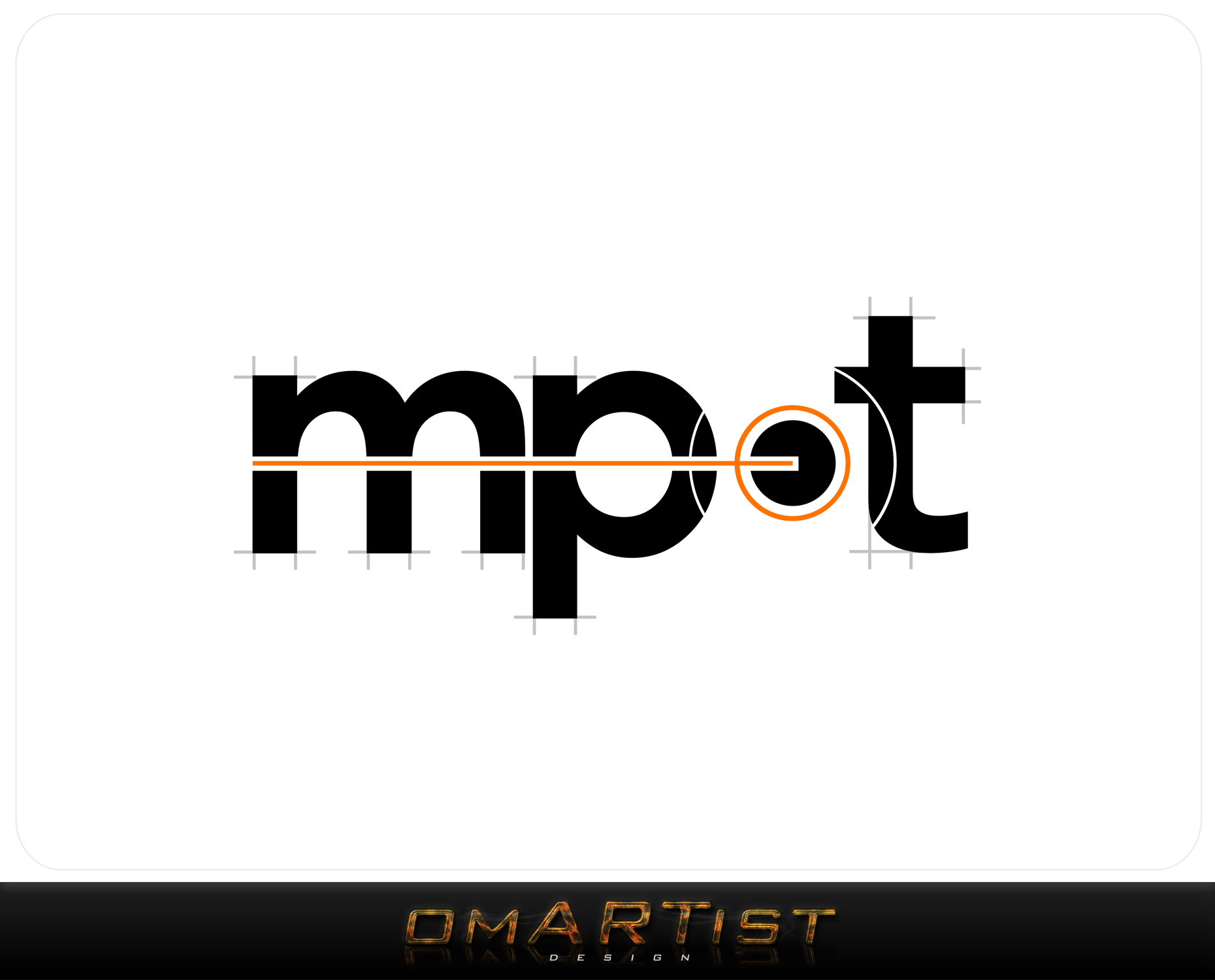 Logo Design by omARTist - Entry No. 278 in the Logo Design Contest Mpot inc  Logo Design.