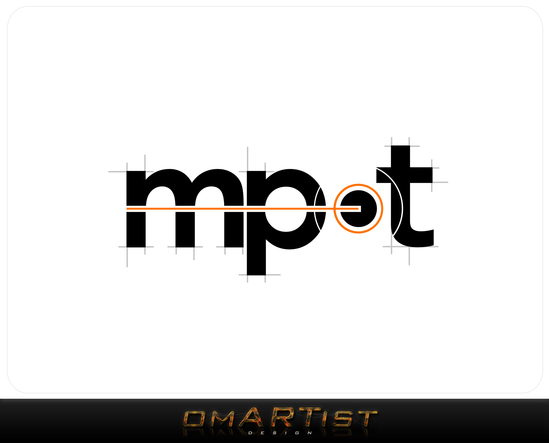 Logo Design by omARTist - Entry No. 280 in the Logo Design Contest Mpot inc  Logo Design.
