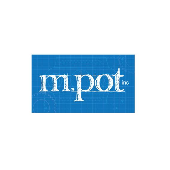 Logo Design by connexisdesign - Entry No. 283 in the Logo Design Contest Mpot inc  Logo Design.
