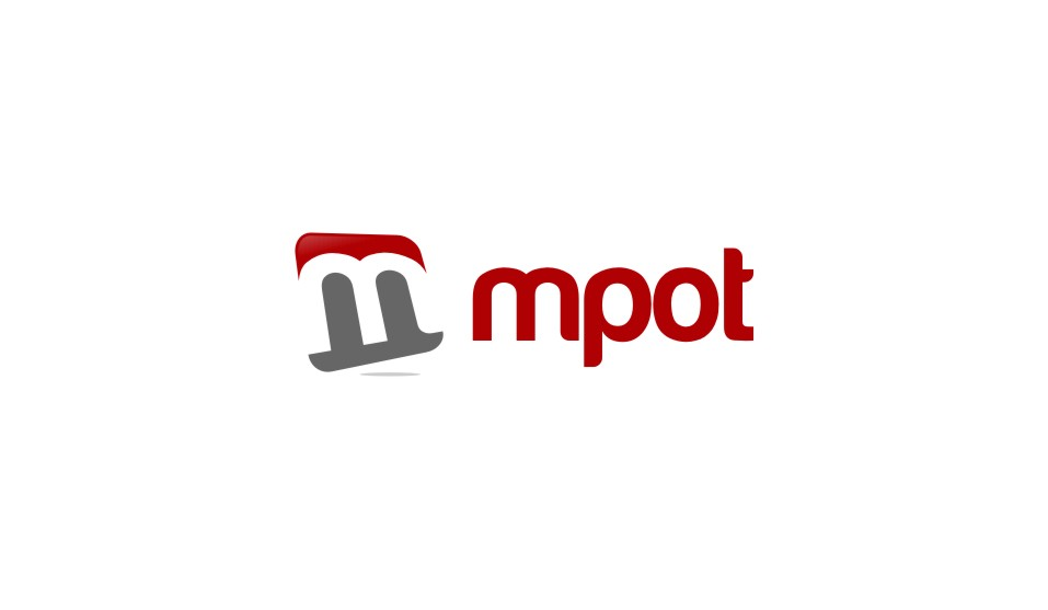Logo Design by untung - Entry No. 285 in the Logo Design Contest Mpot inc  Logo Design.
