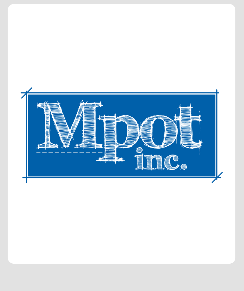 Logo Design by Private User - Entry No. 288 in the Logo Design Contest Mpot inc  Logo Design.