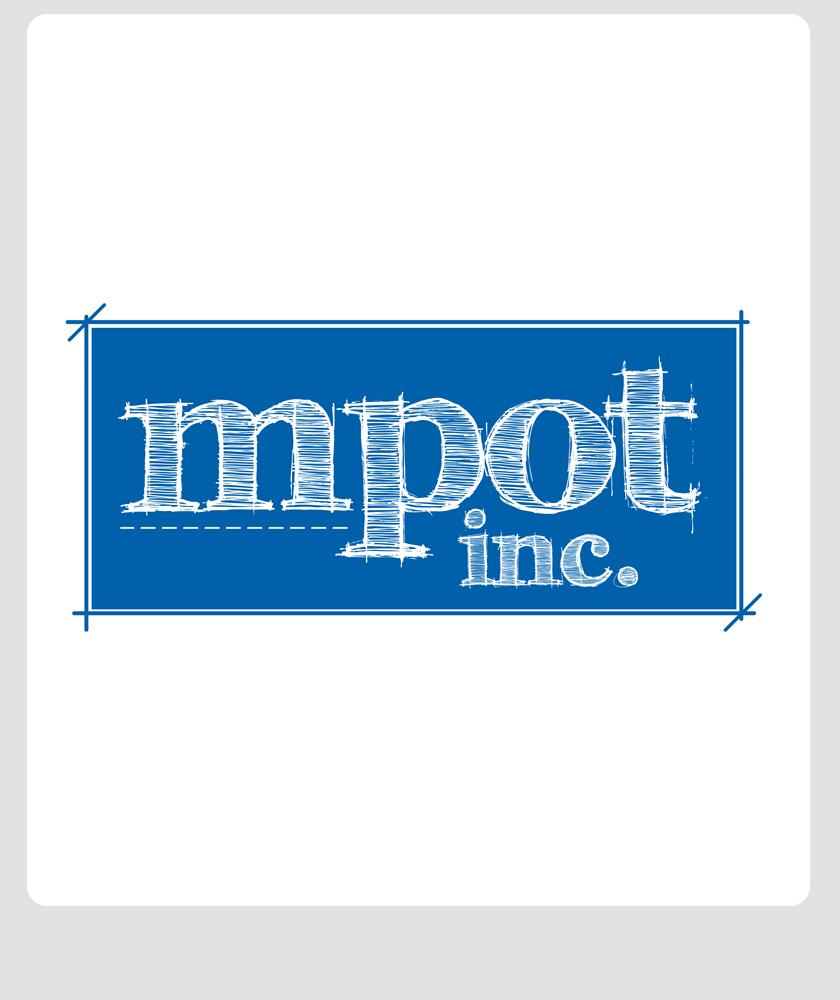 Logo Design by Robert Turla - Entry No. 289 in the Logo Design Contest Mpot inc  Logo Design.