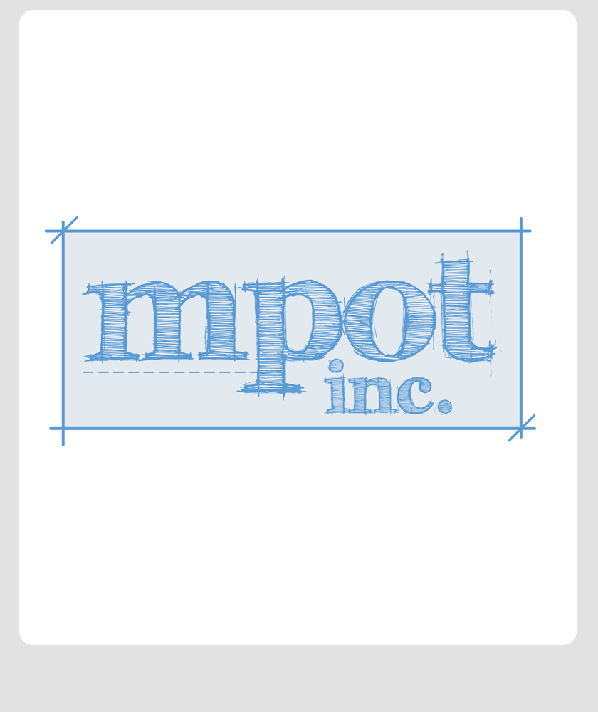 Logo Design by Private User - Entry No. 290 in the Logo Design Contest Mpot inc  Logo Design.