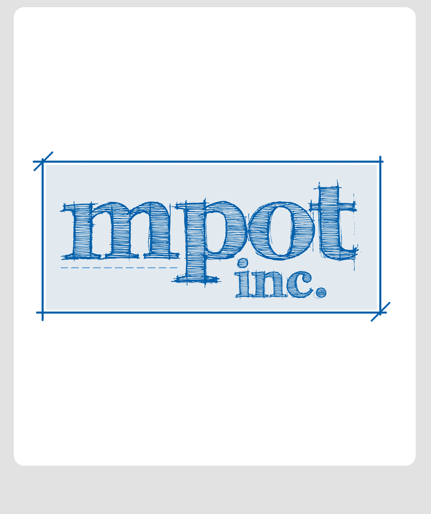 Logo Design by Private User - Entry No. 291 in the Logo Design Contest Mpot inc  Logo Design.