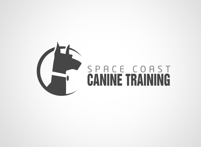 Logo Design by Jan Chua - Entry No. 60 in the Logo Design Contest Creative Logo Design for Space Coast Canine Training.