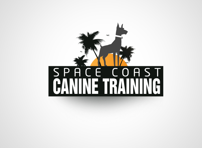 Logo Design by Jan Chua - Entry No. 61 in the Logo Design Contest Creative Logo Design for Space Coast Canine Training.