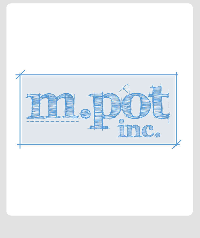 Logo Design by Private User - Entry No. 296 in the Logo Design Contest Mpot inc  Logo Design.