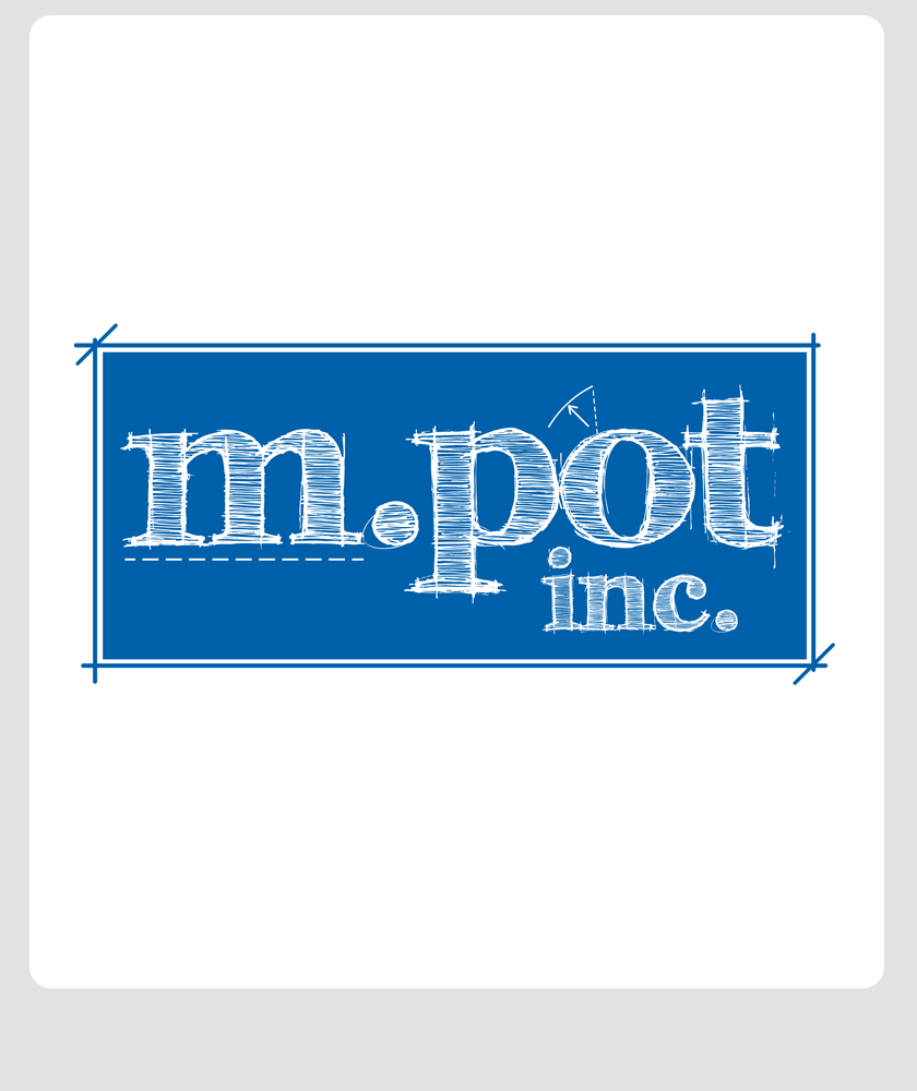 Logo Design by Private User - Entry No. 297 in the Logo Design Contest Mpot inc  Logo Design.