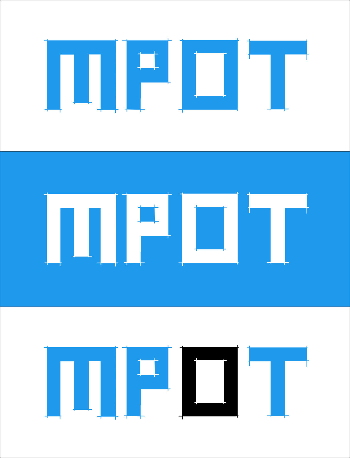 Logo Design by Ngepet_art - Entry No. 314 in the Logo Design Contest Mpot inc  Logo Design.