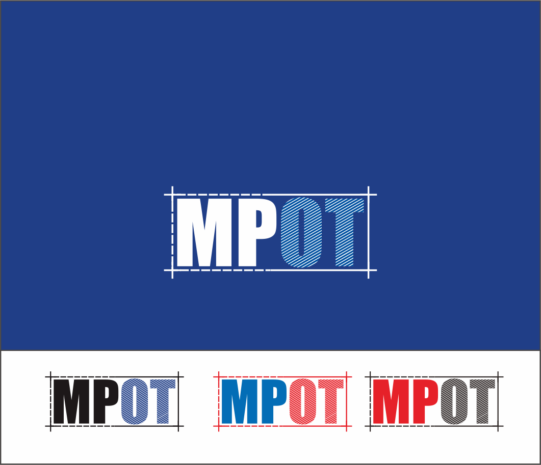 Logo Design by Armada Jamaluddin - Entry No. 316 in the Logo Design Contest Mpot inc  Logo Design.