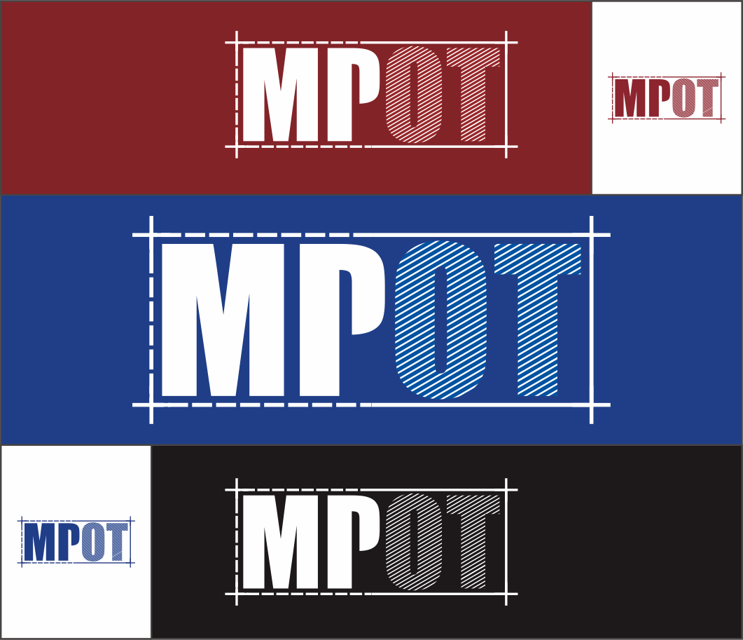 Logo Design by Armada Jamaluddin - Entry No. 320 in the Logo Design Contest Mpot inc  Logo Design.