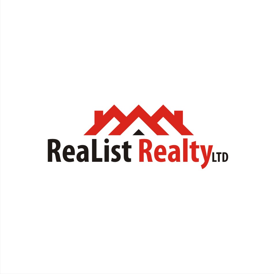 Logo Design by sihanss - Entry No. 157 in the Logo Design Contest ReaList Realty International Ltd..