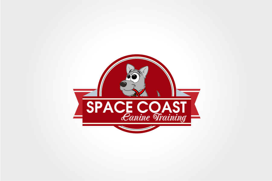 Logo Design by Private User - Entry No. 65 in the Logo Design Contest Creative Logo Design for Space Coast Canine Training.