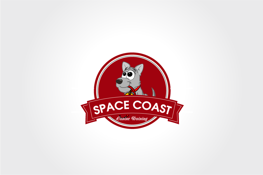 Logo Design by Private User - Entry No. 66 in the Logo Design Contest Creative Logo Design for Space Coast Canine Training.