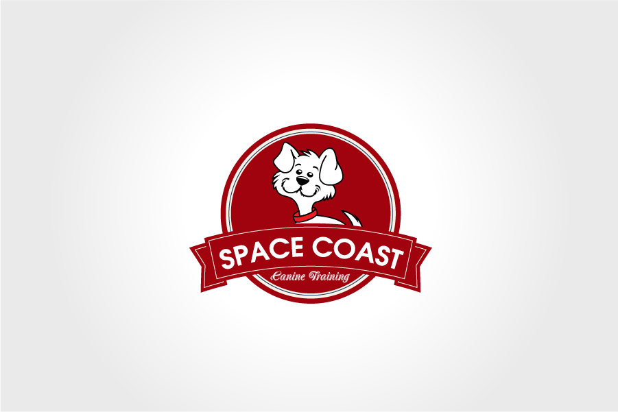 Logo Design by Private User - Entry No. 67 in the Logo Design Contest Creative Logo Design for Space Coast Canine Training.