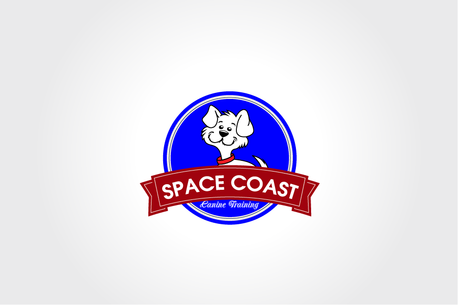 Logo Design by Private User - Entry No. 68 in the Logo Design Contest Creative Logo Design for Space Coast Canine Training.
