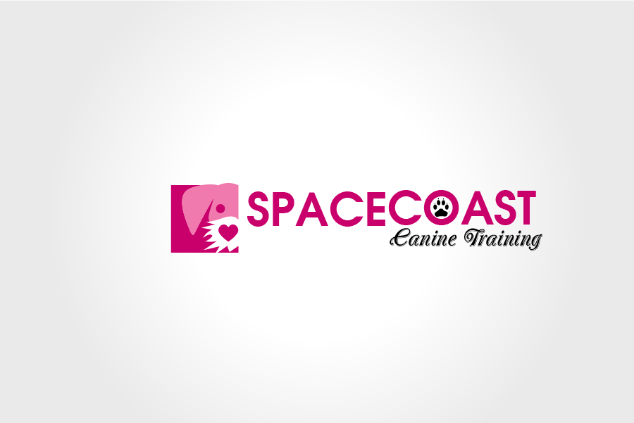 Logo Design by Private User - Entry No. 69 in the Logo Design Contest Creative Logo Design for Space Coast Canine Training.