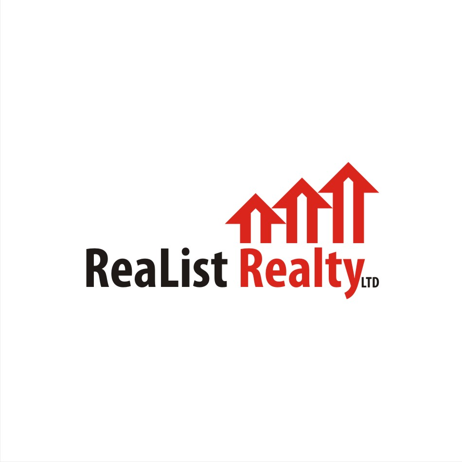 Logo Design by sihanss - Entry No. 158 in the Logo Design Contest ReaList Realty International Ltd..