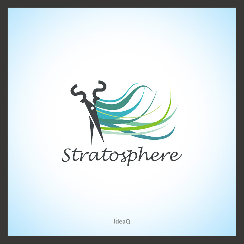Logo Design by Private User - Entry No. 41 in the Logo Design Contest Captivating Logo Design for Stratosphere.