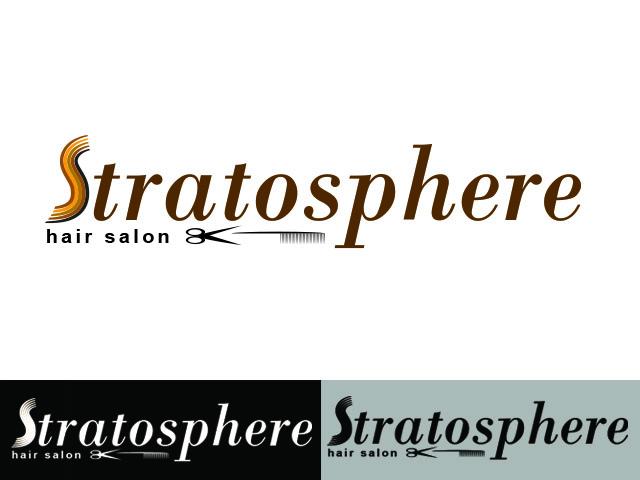 Logo Design by Kyaw Min Khaing - Entry No. 42 in the Logo Design Contest Captivating Logo Design for Stratosphere.