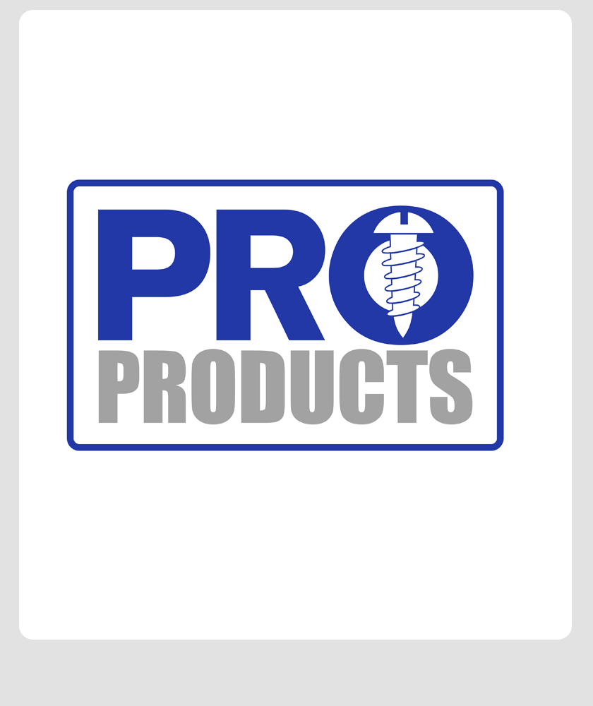 Logo Design by Robert Turla - Entry No. 86 in the Logo Design Contest Fun yet Professional Logo Design for ProProducts.