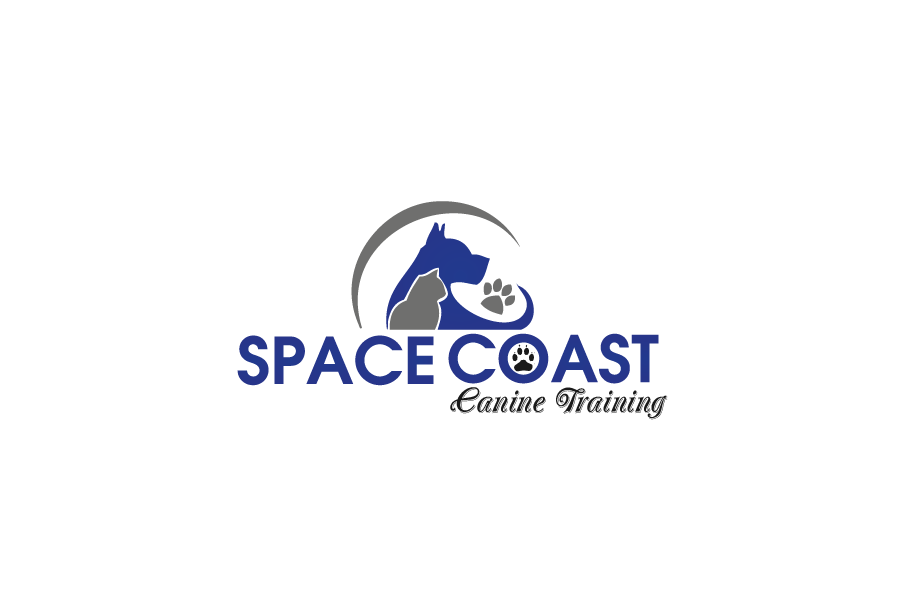Logo Design by Private User - Entry No. 72 in the Logo Design Contest Creative Logo Design for Space Coast Canine Training.