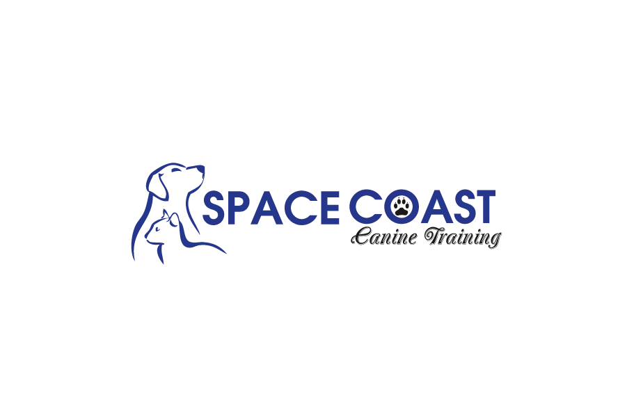 Logo Design by Private User - Entry No. 73 in the Logo Design Contest Creative Logo Design for Space Coast Canine Training.