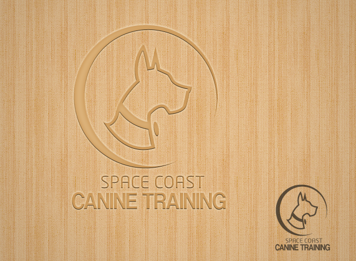 Logo Design by Jan Chua - Entry No. 75 in the Logo Design Contest Creative Logo Design for Space Coast Canine Training.
