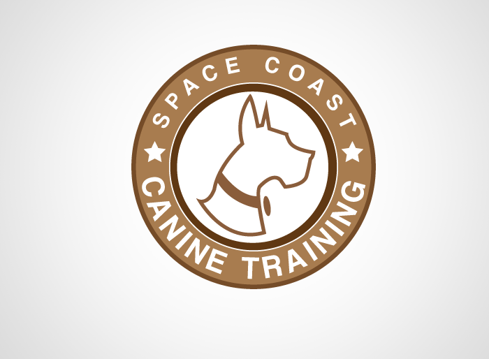 Logo Design by Jan Chua - Entry No. 77 in the Logo Design Contest Creative Logo Design for Space Coast Canine Training.
