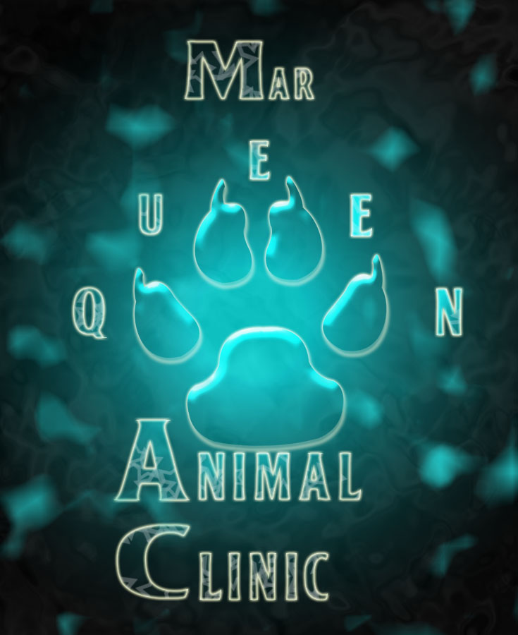 Logo Design by Marco Paulo Jamero - Entry No. 55 in the Logo Design Contest Fun Logo Design for MarQueen Animal Clinic.