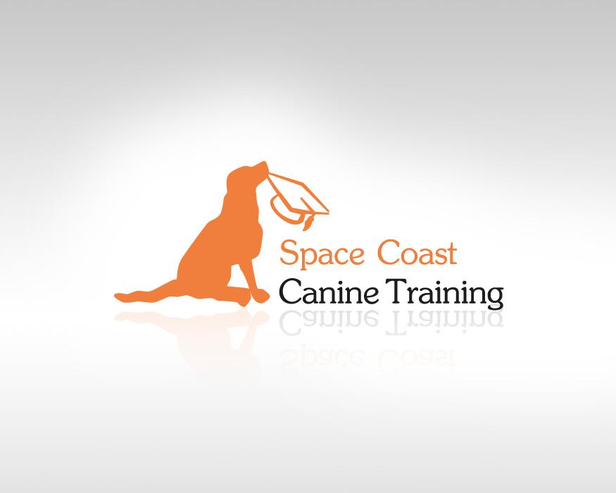 Logo Design by mungom - Entry No. 83 in the Logo Design Contest Creative Logo Design for Space Coast Canine Training.