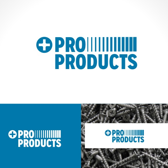 Logo Design by Private User - Entry No. 88 in the Logo Design Contest Fun yet Professional Logo Design for ProProducts.