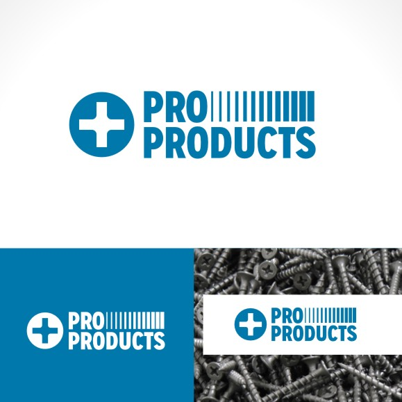 Logo Design by Private User - Entry No. 89 in the Logo Design Contest Fun yet Professional Logo Design for ProProducts.