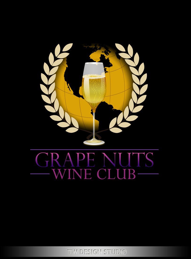 Logo Design by Private User - Entry No. 140 in the Logo Design Contest Artistic Logo Design for Grape Nuts Wine Club.