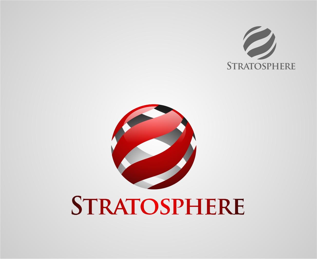 Logo Design by Reivan Ferdinan - Entry No. 44 in the Logo Design Contest Captivating Logo Design for Stratosphere.