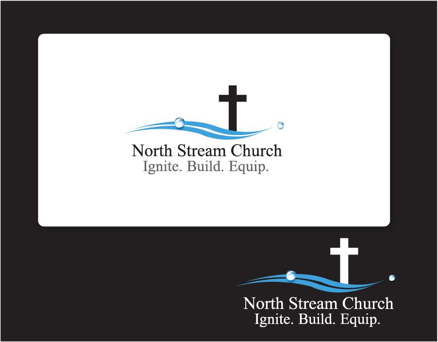 Logo Design by Private User - Entry No. 27 in the Logo Design Contest Creative Logo Design for North Stream Church.