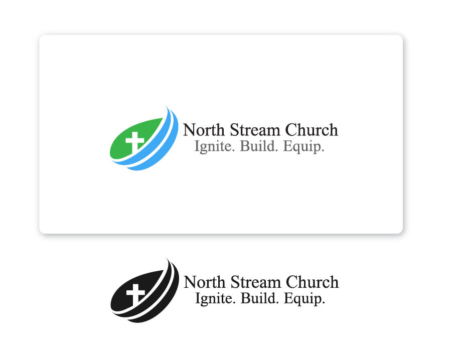 Logo Design by Private User - Entry No. 29 in the Logo Design Contest Creative Logo Design for North Stream Church.