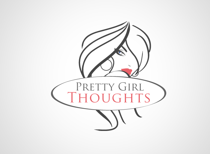 Logo Design by Jan Chua - Entry No. 3 in the Logo Design Contest Inspiring Logo Design for Pretty Girl Thoughts.